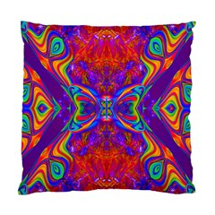 Butterfly Abstract Standard Cushion Case (two Sides) by icarusismartdesigns
