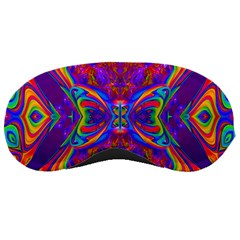 Butterfly Abstract Sleeping Mask by icarusismartdesigns