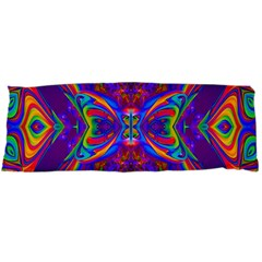 Butterfly Abstract Body Pillow Case (dakimakura) by icarusismartdesigns