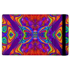 Butterfly Abstract Apple Ipad 2 Flip Case by icarusismartdesigns