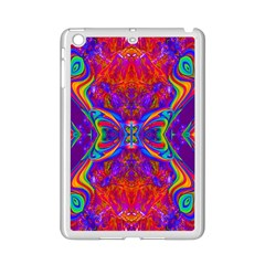 Butterfly Abstract Apple Ipad Mini 2 Case (white) by icarusismartdesigns