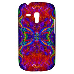 Butterfly Abstract Samsung Galaxy S3 Mini I8190 Hardshell Case by icarusismartdesigns