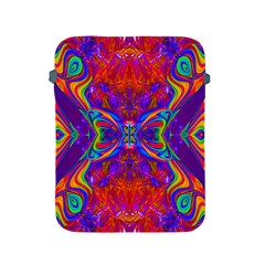 Butterfly Abstract Apple Ipad 2/3/4 Protective Soft Case by icarusismartdesigns