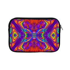 Butterfly Abstract Apple Ipad Mini Zipper Case by icarusismartdesigns