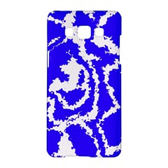 Migraine Blue Samsung Galaxy A5 Hardshell Case  by MoreColorsinLife