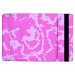 Migraine Pink Ipad Air 2 Flip by MoreColorsinLife