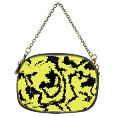 Migraine Yellow Chain Purses (one Side)  by MoreColorsinLife