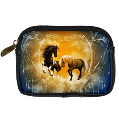 Wonderful Horses Digital Camera Cases by FantasyWorld7