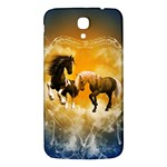 Wonderful Horses Samsung Galaxy Mega I9200 Hardshell Back Case Front