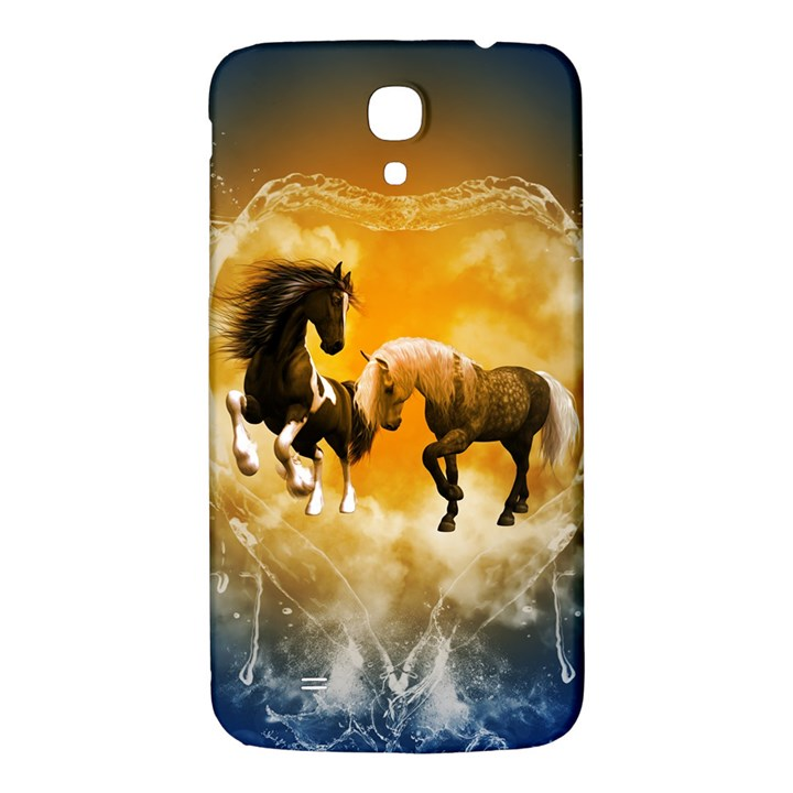 Wonderful Horses Samsung Galaxy Mega I9200 Hardshell Back Case