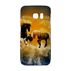 Wonderful Horses Galaxy S6 Edge by FantasyWorld7