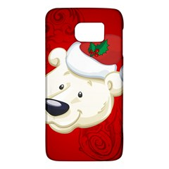 Funny Polar Bear Galaxy S6 by FantasyWorld7