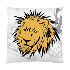 Lion Standard Cushion Cases (two Sides)