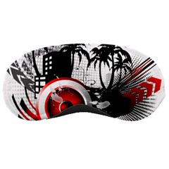 Music, Speaker Sleeping Masks by EnjoymentArt