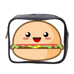 Kawaii Burger Mini Toiletries Bag 2 Side