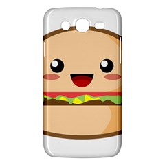 Kawaii Burger Samsung Galaxy Mega 5 8 I9152 Hardshell Case  by KawaiiKawaii