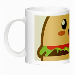 Kawaii Burger Night Luminous Mugs by KawaiiKawaii