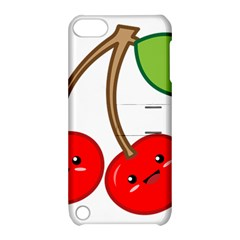 Kawaii Cherry Apple Ipod Touch 5 Hardshell Case With Stand