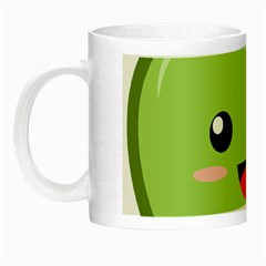 Kawaii Green Apple Night Luminous Mugs by KawaiiKawaii