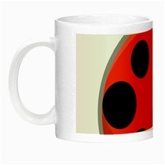 Kawaii Ladybug Night Luminous Mugs by KawaiiKawaii