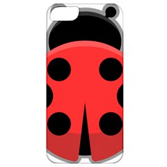 Kawaii Ladybug Apple Iphone 5 Classic Hardshell Case by KawaiiKawaii