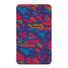 Chaos In Retro Colors Memory Card Reader (rectangular) by LalyLauraFLM