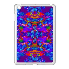 Abstract 4 Apple Ipad Mini Case (white) by icarusismartdesigns
