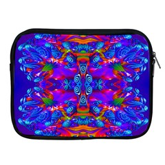 Abstract 4 Apple Ipad 2/3/4 Zipper Cases by icarusismartdesigns