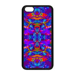 Abstract 4 Apple Iphone 5c Seamless Case (black) by icarusismartdesigns