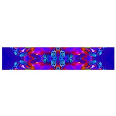 Abstract 4 Flano Scarf (small)  by icarusismartdesigns