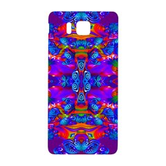 Abstract 4 Samsung Galaxy Alpha Hardshell Back Case by icarusismartdesigns