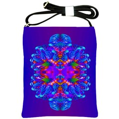 Abstract 5 Shoulder Sling Bags by icarusismartdesigns