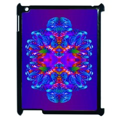 Abstract 5 Apple Ipad 2 Case (black) by icarusismartdesigns