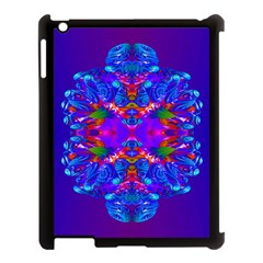Abstract 5 Apple Ipad 3/4 Case (black) by icarusismartdesigns