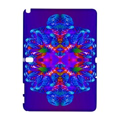 Abstract 5 Samsung Galaxy Note 10 1 (p600) Hardshell Case by icarusismartdesigns