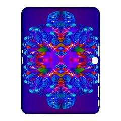 Abstract 5 Samsung Galaxy Tab 4 (10 1 ) Hardshell Case  by icarusismartdesigns