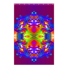 Abstract 6 Shower Curtain 48  X 72  (small)