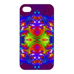 Abstract 6 Apple Iphone 4/4s Hardshell Case by icarusismartdesigns