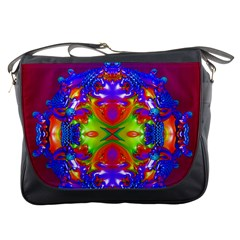 Abstract 6 Messenger Bags