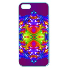 Abstract 6 Apple Seamless Iphone 5 Case (color)