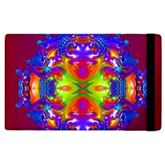 Abstract 6 Apple Ipad 3/4 Flip Case by icarusismartdesigns
