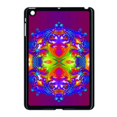 Abstract 6 Apple Ipad Mini Case (black) by icarusismartdesigns