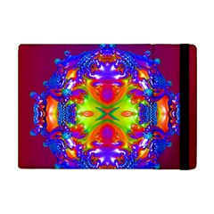 Abstract 6 Ipad Mini 2 Flip Cases by icarusismartdesigns