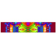 Abstract 6 Flano Scarf (large)  by icarusismartdesigns