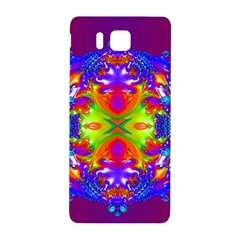 Abstract 6 Samsung Galaxy Alpha Hardshell Back Case by icarusismartdesigns