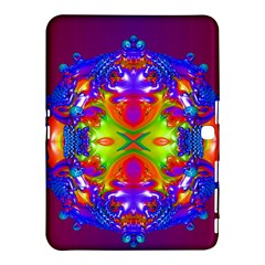 Abstract 6 Samsung Galaxy Tab 4 (10 1 ) Hardshell Case  by icarusismartdesigns