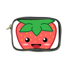 Kawaii Strawberry Coin Purse by KawaiiKawaii