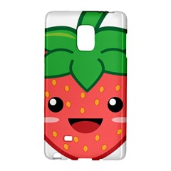 Kawaii Strawberry Galaxy Note Edge by KawaiiKawaii