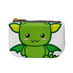 Kawaii Dragon Mini Coin Purses by KawaiiKawaii