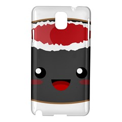 Kawaii Sushi Samsung Galaxy Note 3 N9005 Hardshell Case by KawaiiKawaii